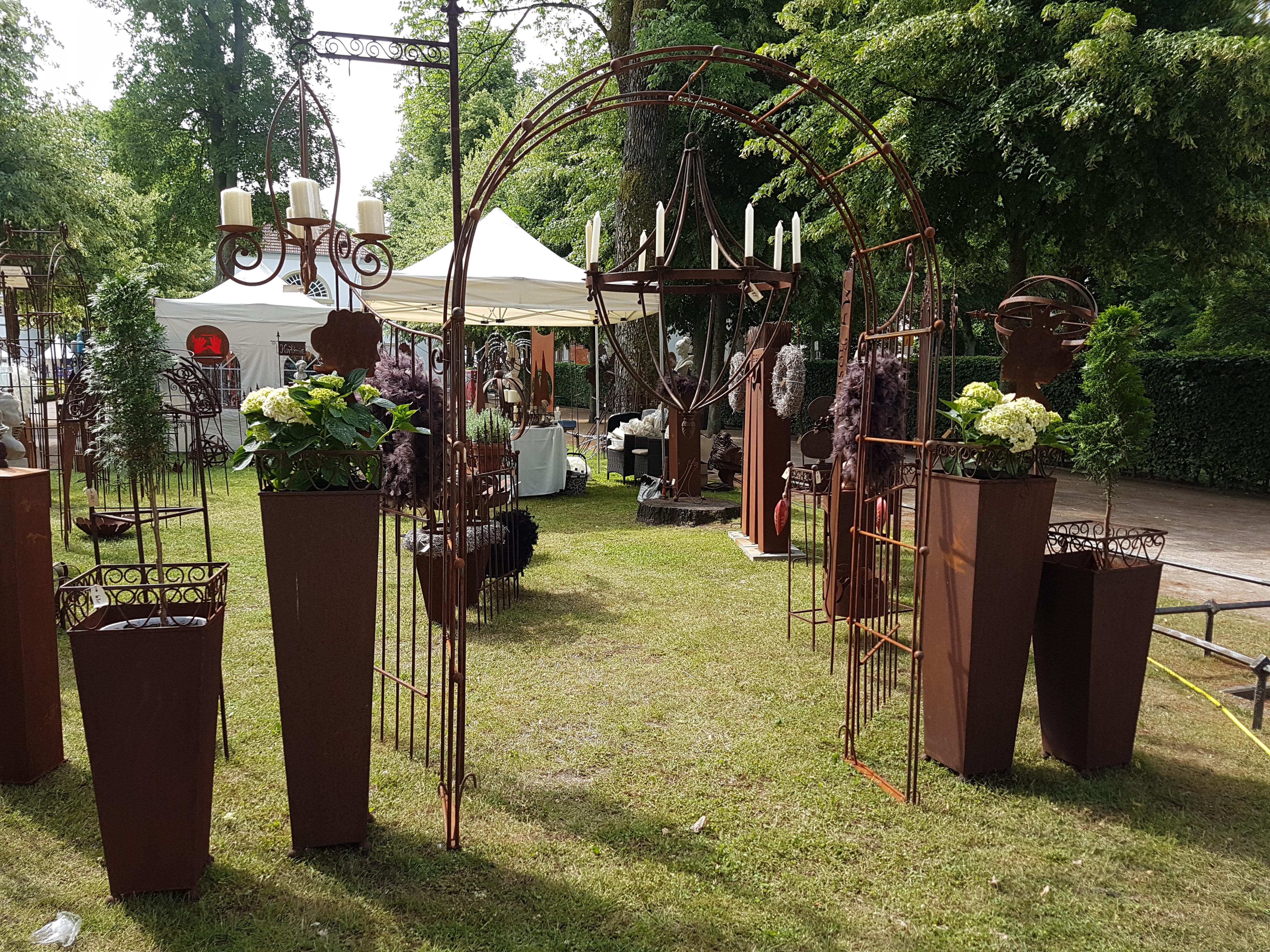 Hedera und Bux Gartenfestival